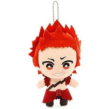 Amazon com: My Hero Academia Mascot Plush Keychain - Hizashi