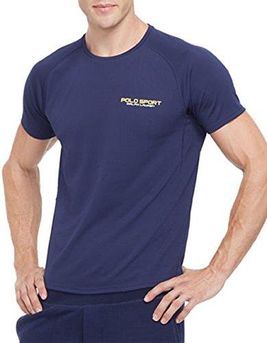 Polo Ralph Lauren Sport Micro-Dot Jersey T-Shirt (French Navy)