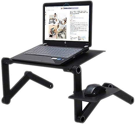 Amazon.com: Mesa de ordenador portátil Clearance con altura ...