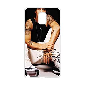 Happy Fashion Comstom Plastic case cover For Samsung Galaxy Note4