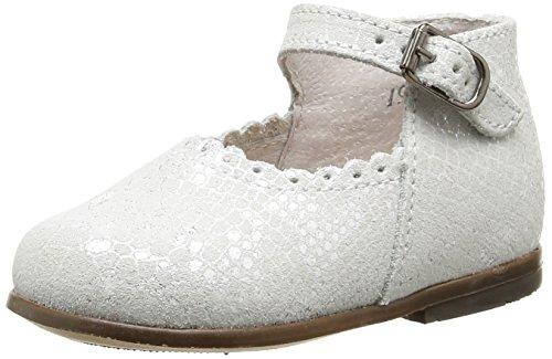 Little MaryVocalise - Primeros pasos Bebé-Niños Blanco (Lezard Blanc)