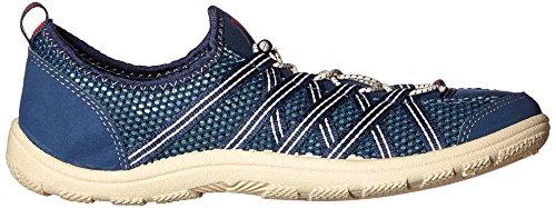 Speedo Herren Seaside Lace 4.0 Wasserschuh Insignia Blau / Bonewhite