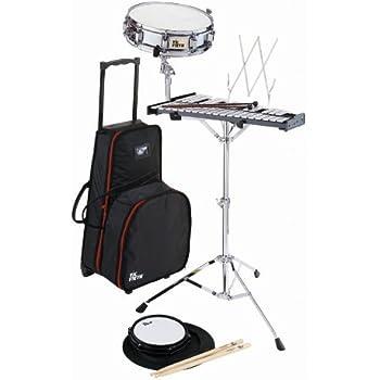 Yamaha student bell kit musical instruments for Yamaha student bell kit with backpack and rolling cart