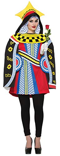 Forum Novelties Women's Standard Queen of Cards Costume, as as Shown Standard]()
