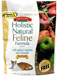 product image for Bench & Field Cat Food Holistic, 48 oz