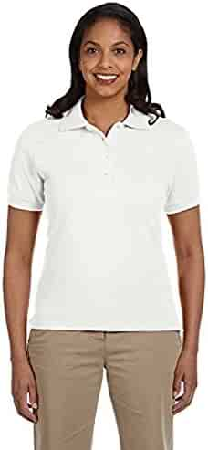 cd1474f3 Shopping DC or Jerzees - Polos - Tops & Tees - Clothing - Women ...