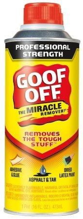 16 oz. Goof Off Adhesive Remover