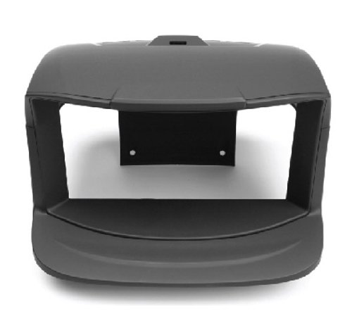 JyCustom 7 inch GPS Fascia Audio Integrated 7-pc Set For 2011 Ssangyong Korando C by JyCustom