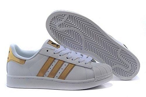 adidas - Zapatillas para deportes de interior para mujer L5NZ3G3YVDZS