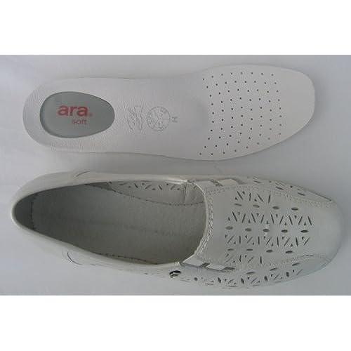 new style 9bf23 3717e Ara 12-36344 Meran-PU femme Slipper largeur: H 30%OFF ...