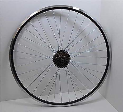 Baldwins - Rueda Trasera para Bicicleta de Carretera o de Carreras ...