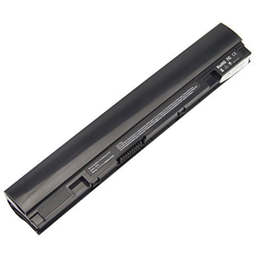 AC Doctor INC Laptop/Notebook Battery for ASUS Eee PC X101 Eee PC X101C Eee PC X101CH Eee PC X101H ASUS 0B110-00100000M-A1A1A-213-AJ1B / 0B20-013K0AS / A31-X101 / A32-X101 / X10L65H11.1V 2200mAh Black