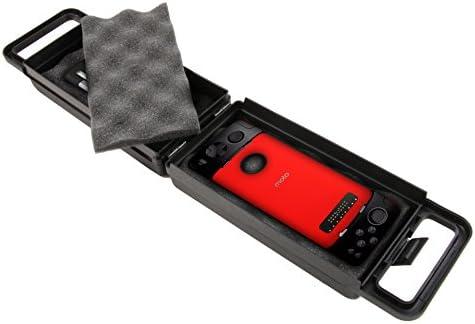 CASEMATIX Phone Mod Carry Case Holds 2 Motorola Mods - Moto