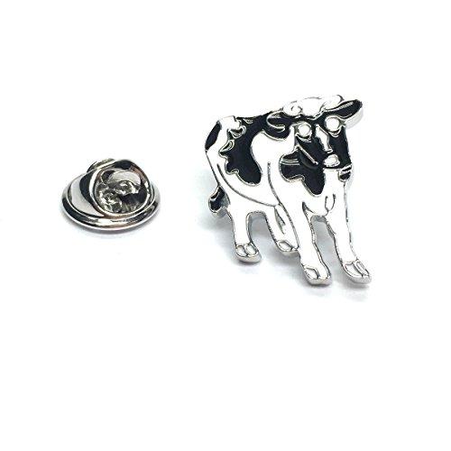 Fresian Cow Farm Lapel Pin (Cow Lapel Pin)