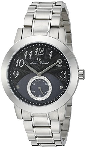 Lucien Piccard Women's LP-40002-11 Garda Analog Display Quartz Silver Watch