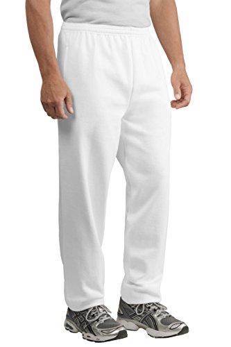 Port & Company Men's Ultimate Sweatpant with Pockets XXL - Company Port Sweatpants Drawstring &