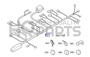 kubota harness wire assy eg522 65053 automotive. Black Bedroom Furniture Sets. Home Design Ideas