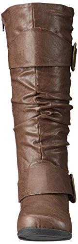 Women's Wide Brown wc Calf Boot Brinley Co Hilton Slouch 4YOxxa0q