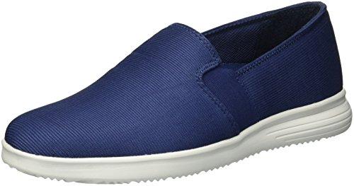 Koperen Fit Heren Relax Slip Op Sneaker Marine