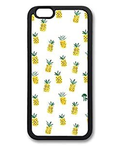 iPhone 6 Case, iCustomonline Pineapple Back Case Cover for iPhone 6 (4.7 inch) by ruishername
