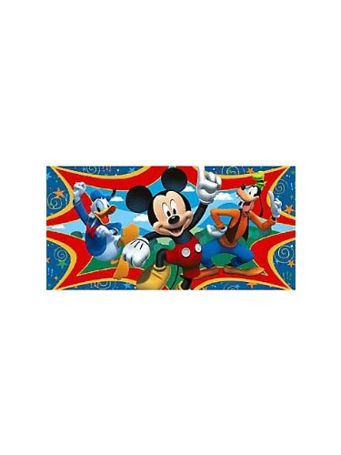 KidsPartyWorld.com Mickey Mouse Wall -