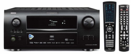 Denon AVR-4308CI Multizone Home Theater Receiver with Network Streaming and Wi-Fi (Discontinued by (Denon Mini System)