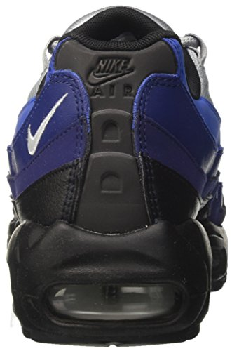 Sneaker Uomo Blue Nike Nero game Essential Air White Max Royal deep 95 Black binary rwIXnaIq