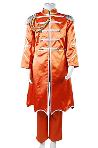 GOTEDDY Halloween Cosplay George Costume Party Dress Up Outfit (S)