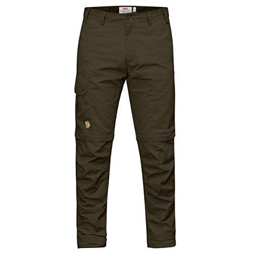 Olive Dark Fjällräven De Pro Pantalon Off Homme Randonnée Karl Zip qPH8qxZzw