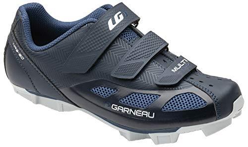 Louis Garneau Women's Multi Air Flex Bike Shoes, Mat Black Navy, US (9), EU (40)