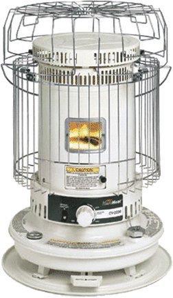 - Sengoku CV-2230 KeroHeat Convection 23,000-BTU Portable Kerosene Heater