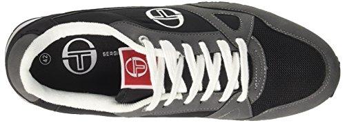 Multicolores Sergio cendres 03 Tacchini Hommes Enrouleur Nyx Noir Sneaker De HYYrqT6n