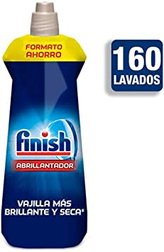 Finish Abrillantador Lavavajillas Regular - 800 ml - 160 lavados ...