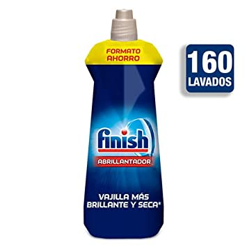 Finish Abrillantador Lavavajillas Regular - 800 ml: Amazon.es ...