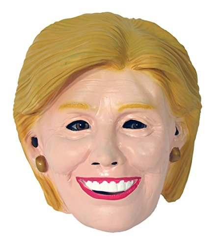 Forum Novelties Deluxe Democratic Party Political Hillary Clinton Vinyl Political -