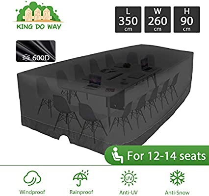 Waterproof Garden Patio Cover for Outdoor Furniture Small to Large Various Sizes
