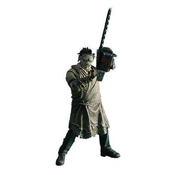 Mezco Toyz – Cine de Miedo serie 3 figura de acción Leatherface (Texas Chainsaw Massacre