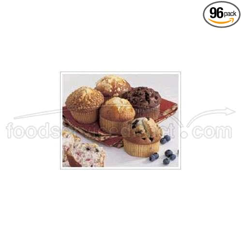 Otis spunkmeyer Delicious Essentials Bran Muffin, 2,25 onzas ...