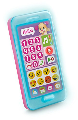 Fisher-Price Laugh & Learn Leave a Message Smart (Laugh Learn Phone)