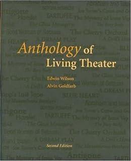 Amazon anthology of living theater 9780073514130 edwin anthology of living theater fandeluxe Images