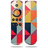 MightySkins Skin for Amazon Fire TV Remote - Bright and Happy | Protective, Durable, and Unique Vinyl Decal wrap Cover | Easy to Apply, Remove, and Change Styles | Made in The USA