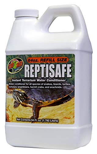 Zoo Med ReptiSafe Water Conditioner, 64 oz by Zoo Med
