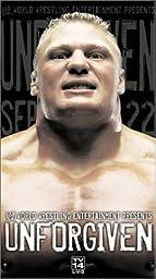 WWE Unforgiven 2002 [VHS]
