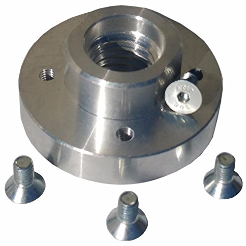 Stadea AFB101K Flush Cut Adapter Flange for Diamond Blades Quad Hole ()