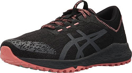 ASICS Women's Alpine XT Running Shoe Black/Carbon/Begonia Pink 11 (S)