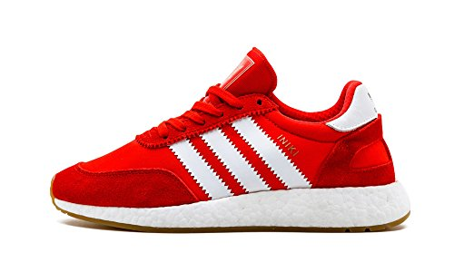 Baskets Runner Adidas Pour Iniki Blanc Hommes Rouge wFwEaWqZ