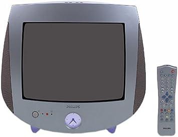 Philips 14 PT 3685/00 35,6 cm (14 Pulgadas) 4: 3 televisor Gris ...