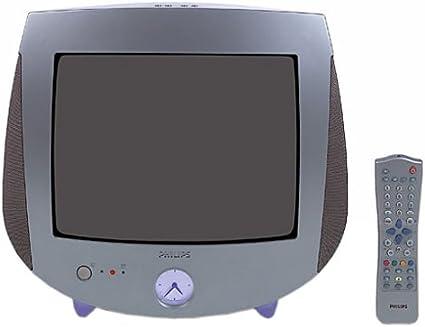 Philips 14 PT 3685/00 35,6 cm (14 Pulgadas) 4: 3 televisor Gris: Amazon.es: Electrónica