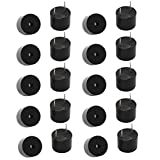 Aexit 20pcs DC5V TMB12A05 Active Buzzer Magnetic Continous Beep Tone Alarm for Arduino
