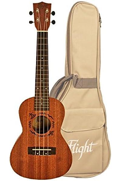 Flight 310 ukelele NUC - Natural: Amazon.es: Instrumentos musicales